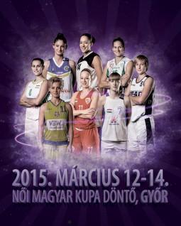 Női Magyar Kupa döntő 2015