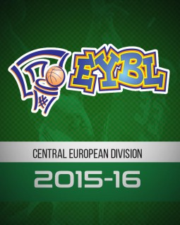 EYBL 2015-16 - Közép-európai divízió