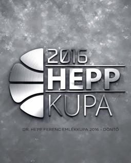 Dr. Hepp Ferenc Emlékkupa 2016