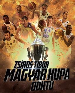 Zsíros Tibor Férfi Magyar Kupa döntő 2016