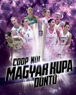 COOP - Női Magyar Kupa nyolcas dötő 2016