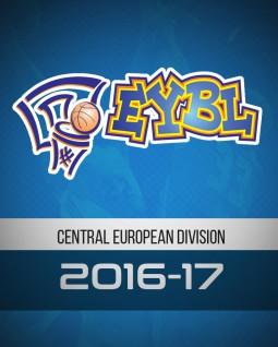 EYBL 2016-17 - Közép-európai divízió