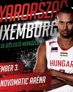 Magyar Válogatott 2016 - EB-selejtező mérkőzések