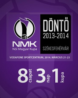 Női Magyar Kupa Nyolcas döntő 2014