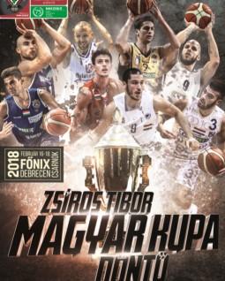 Zsíros Tibor Férfi Magyar Kupa 2018