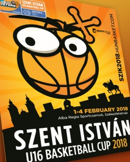 Szent István U16 Kosárlabda Kupa 2018