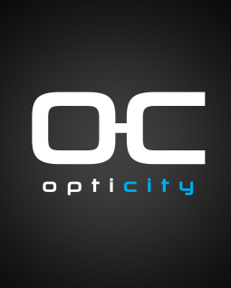 OPTICITY optikai szaküzlet arculatának tervezése