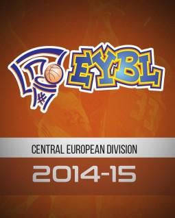 EYBL 2014-15 - Közép-európai divízió