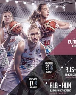 Women's EUROBASKET 2018 selejtezők