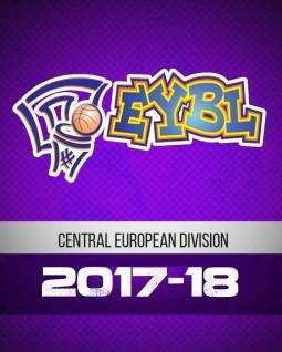 EYBL 2017-18 - Közép-európai divízió