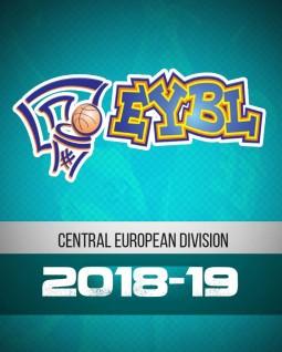 EYBL 2018-19 - Közép-európai divízió