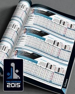 Feldobás 2015 - Statisztikai magazin